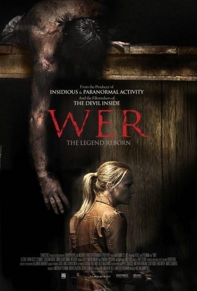 Wer (horror/thriller) dal 4 dicembre 2014 al #cinema ... #film #trailer