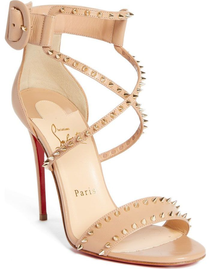 bcaf44d96b6 Reese Witherspoon Appears Starstruck in Christian Louboutin  Choca Criss   Sandals