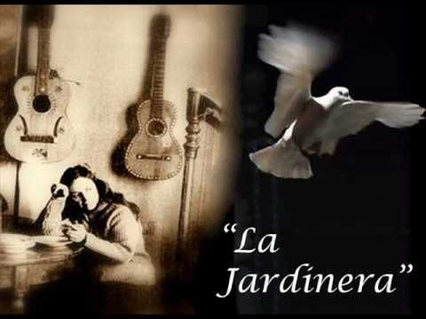La Jardinera - Violeta Parra.