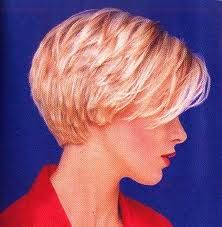 chin length stacked bob - Google Search | Short Hairstyles | Pinterest