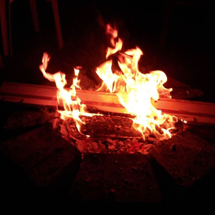 Having a fire and getting rid of all the old wood around the place. What a good problem! #personal #back #wood #hot