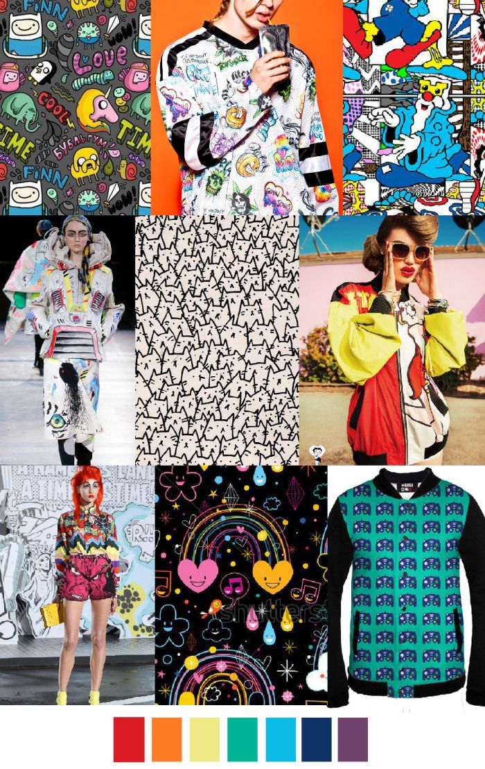 PLAY STATION SS16 Pattern Curator