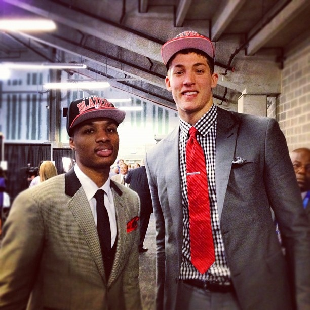 Blazers Basketball Schedule: 44 Best Images About Damian Lillard On Pinterest