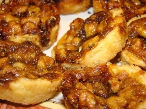 Butter Tarts – My Mother's Recipe – TheMessyBaker.com