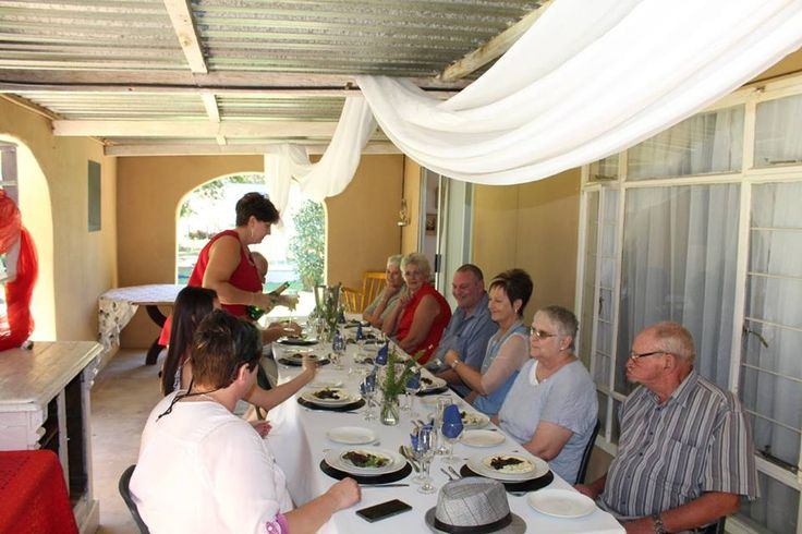 An overnight spot is Hercules Rust Bed and Breakfast on the N18 in the North West   It is the ideal place to get in touch with nature. It ...