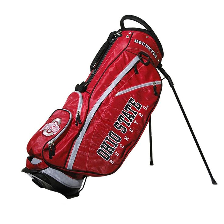 Team Golf Ohio State Buckeyes Fairway Stand Bag, Multicolor