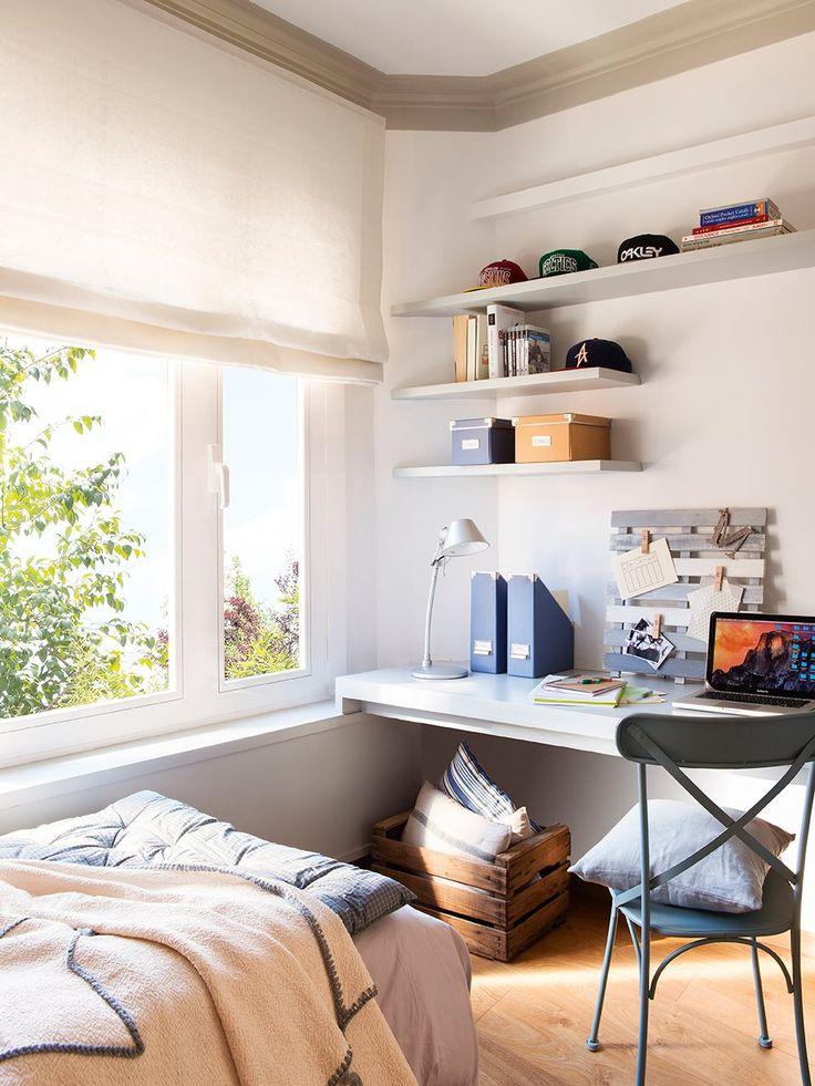 Un piso lleno de luz y color · ElMueble.com · Casas