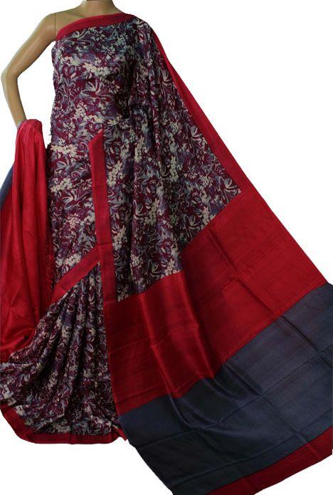 Buy Multicolor Hand Block Printed Murshidabad Silk Saree-/LWBPSNC367_Multicolor_Hand_Block_Printed_Murshidabad_Silk_Saree.jpg