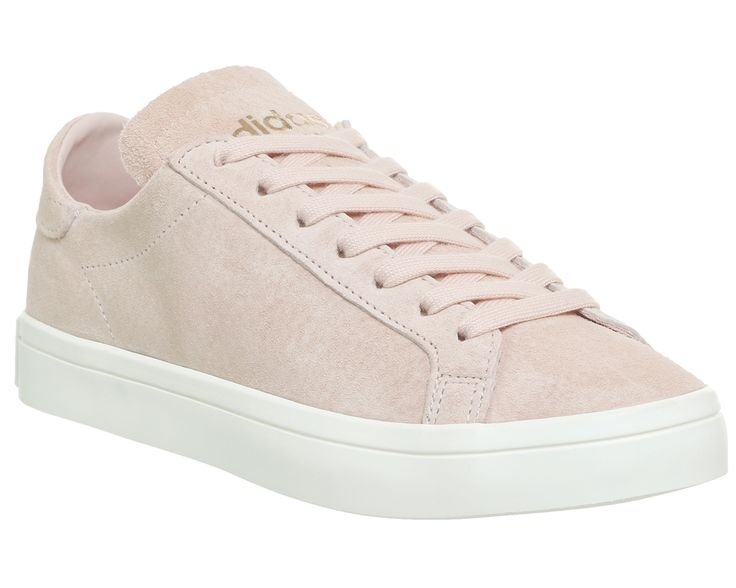Adidas, Court Vantage, Vapour Pink Off White Exclusive