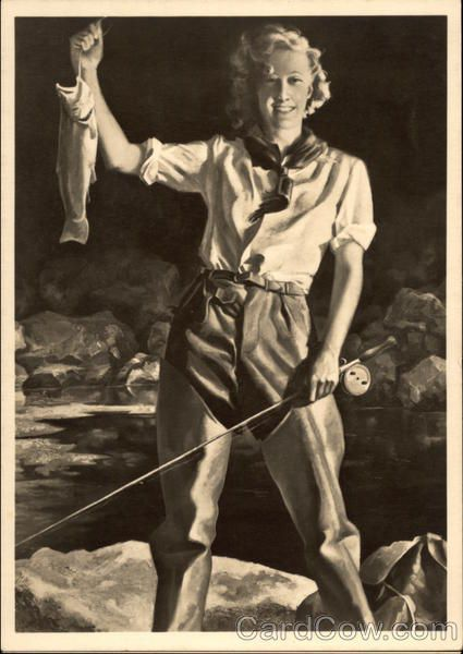 Women In Great Waders For Fishing Google Search Waders