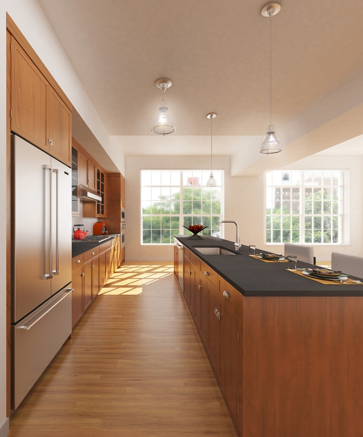 Love Lane Kitchen: 25 Best Images About Cherry Wood Cabinets On Pinterest