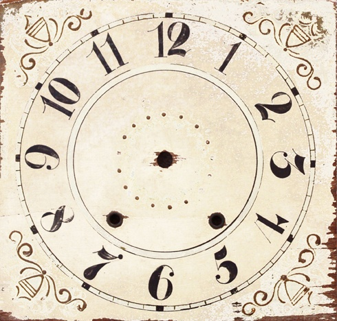 231 best Clock face images on Pinterest Clock faces, Wall clocks - clock face template