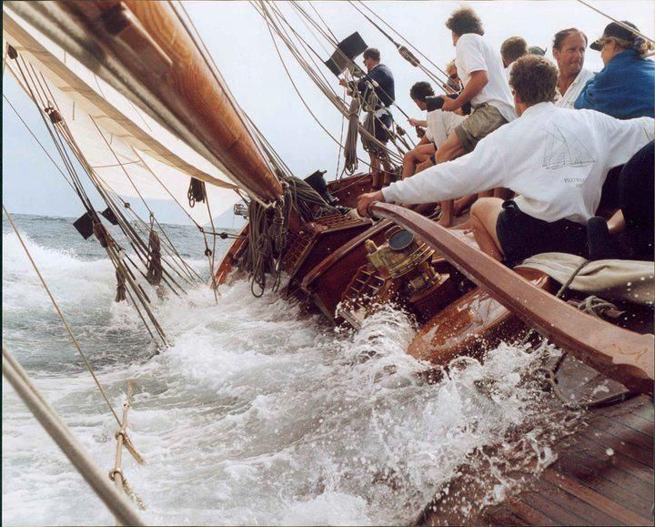 : Sailing Vessel, Wooden Boats, True Sailing, Boats Ships, Classic Sailboats, Nautical, Outdoor Life, Sailing Boats, Yachts