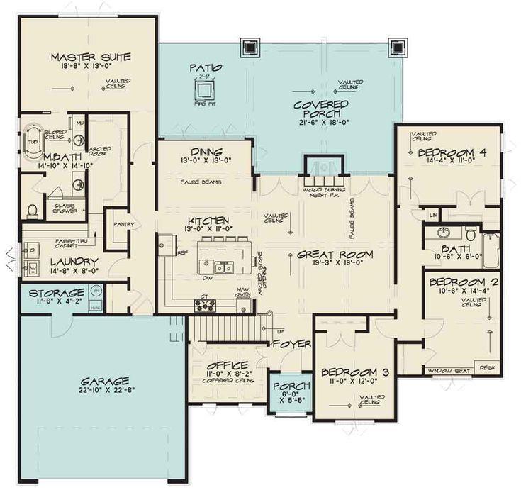 25 best SMN Designs images on Pinterest Blueprints for homes - plan architecturale de maison