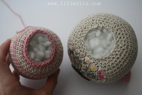 Amigurumi Sphere Tutorial : How To Avoid A Floppy Head In Amigurumi Crochet Tutorial ...