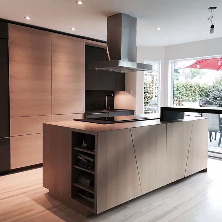 D cor inc daniel corbin montreal canada cuisine for Kitchen design montreal