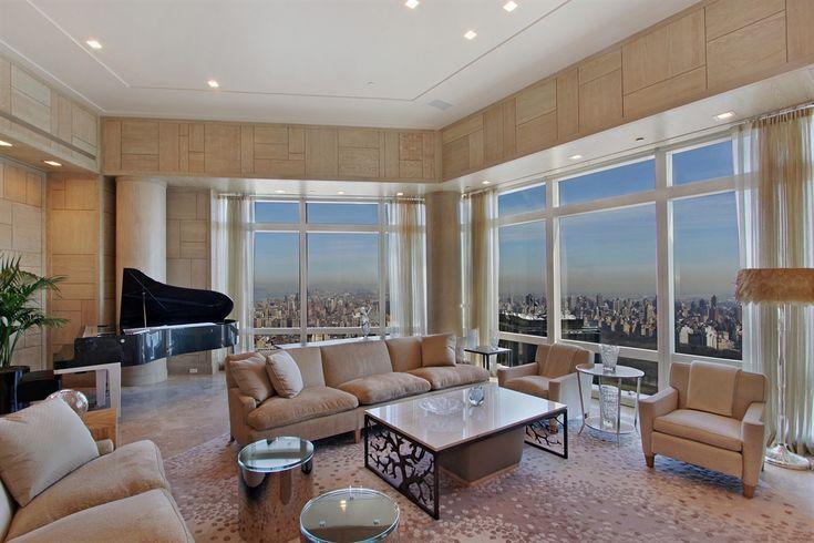 Attici di #lusso al Time Warner Center di #NewYork | #CaseDiLusso #USA
