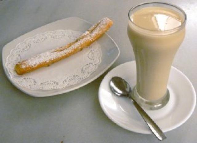 7. Horchata (Valencia)