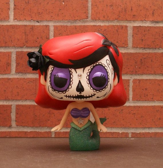 Custom Funko Pop Vinyl Disney Princesses DAY by ImaginationTherapy, $45.00