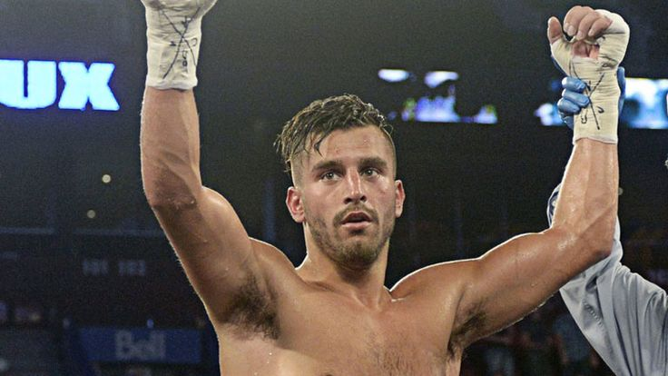 Middleweight David Lemieux Anesthetizes Curtis Stevens with Left Hook in Third Round – Ko Highlight