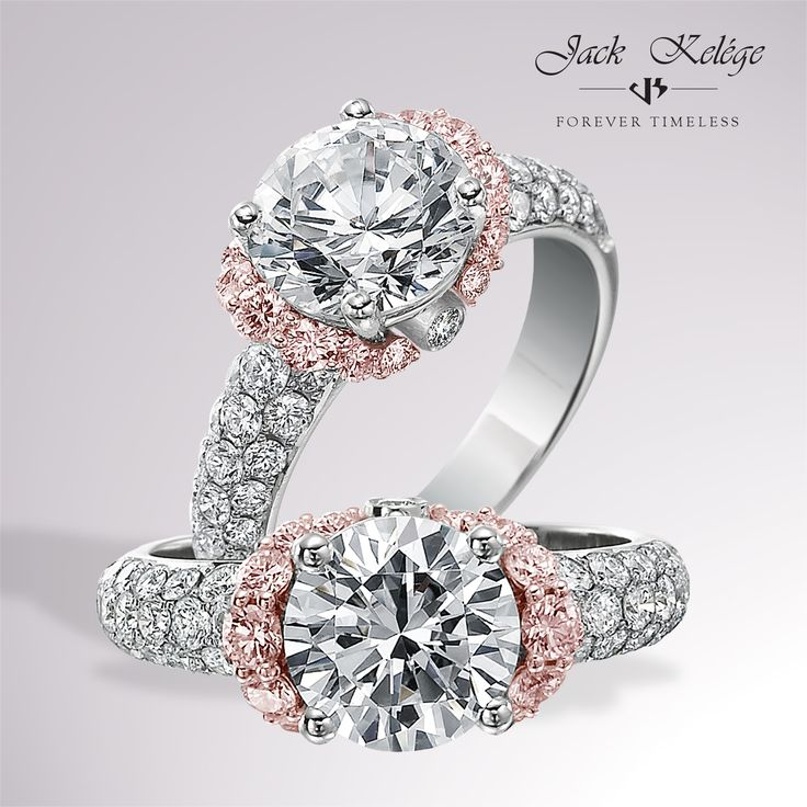 Fairy Tales Wedding Ring Sets: 55 Best Images About Jack Kelége Bridal On Pinterest