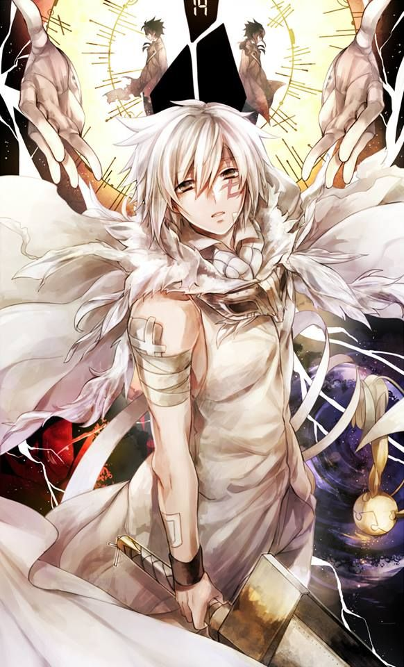Allen walker (D Gray-man) This is cool, I'm madly in love with it's style