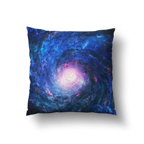 We know what you're thinking...Throw pillows in a Man Cave? We concede your point, but an exception must be made for one with a space galaxy design on it, no? - FREE Shipping!!! (No additional costs)