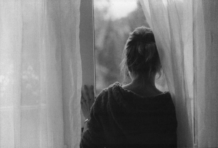 open source picture of woman looking out the window | Open the Windows | JudyDouglass: