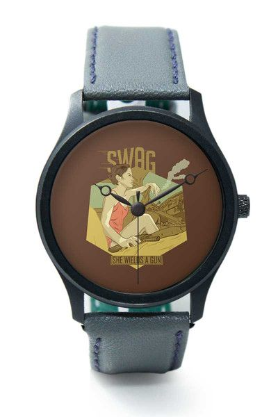 Wrist Watches India | Swag She Wields A Gun  Wrist Watch  Wrist Watch  Online India.
