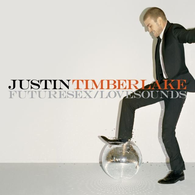 21 of the Best Album Covers of All Time: Justin Timberlake - FutureSex / LoveSounds (2006)