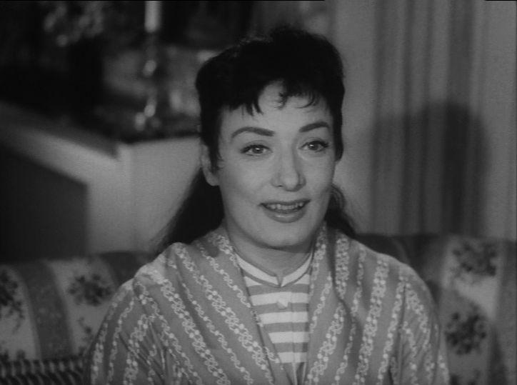 som Ulla, i Lån mig din kone fra 1957.