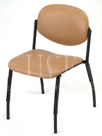 A comfortable waiting chair can enhance your customer experience while waiting for their turn of treatment.