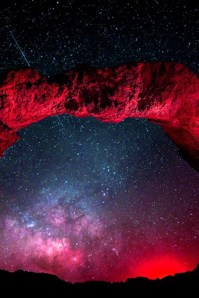 Elephant Arch, Superstition Mountains, Arizona