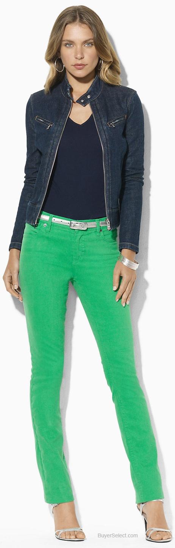#Lauren Slimming Modern Straight Jean | BuyerSelect.com fashion teen #2datslook #new #teen #nice www.2dayslook.com