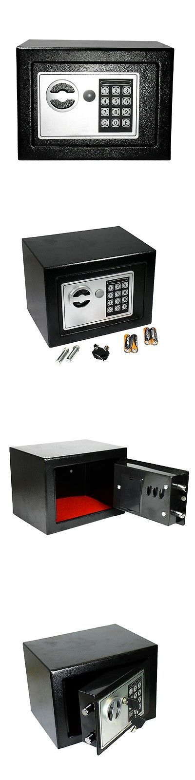 Cabinets and Safes 177877: Hand Gun Safe Pistol Box Lock Vault Handgun Storage Safes Cabinet Home Security -> BUY IT NOW ONLY: $39.95 on eBay!