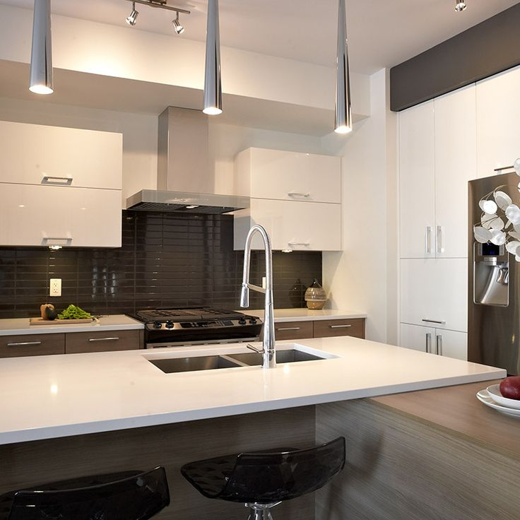 273 Best Kitchens Images On Pinterest Home Kitchen Designs And Contemporary Kitchens