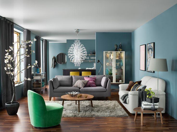 Ιδέες Καθιστικό | IKEA Ελλάδα