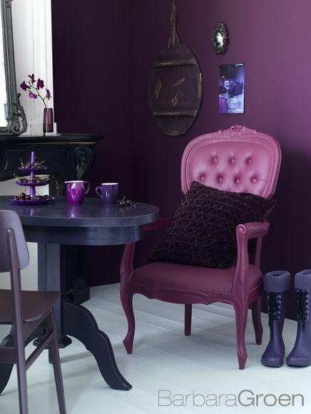 8 besten No 18 DEZENTE OPULENZ Bilder auf Pinterest Feine - wohnideen wohnzimmer lila farbe