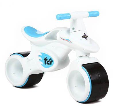 Beautifully designed Balance Bike V101 White