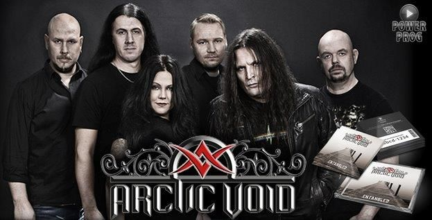 Arctic Void band pic