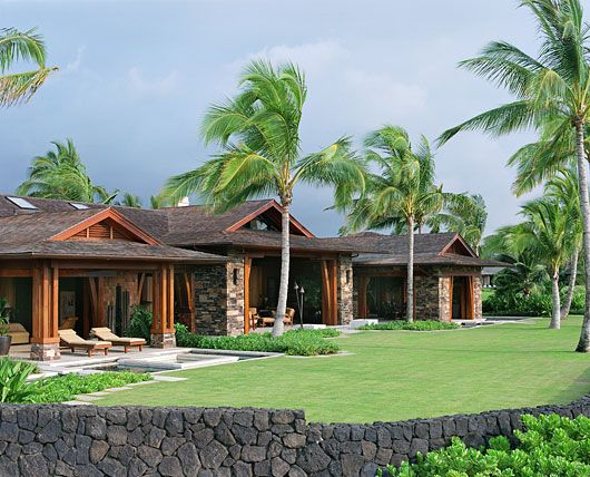 A hawaii architect gets national attention craftsman for Hawaiian style architecture