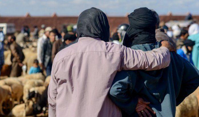 Zes maanden celstraf voor homoseksueel koppel in Marokko