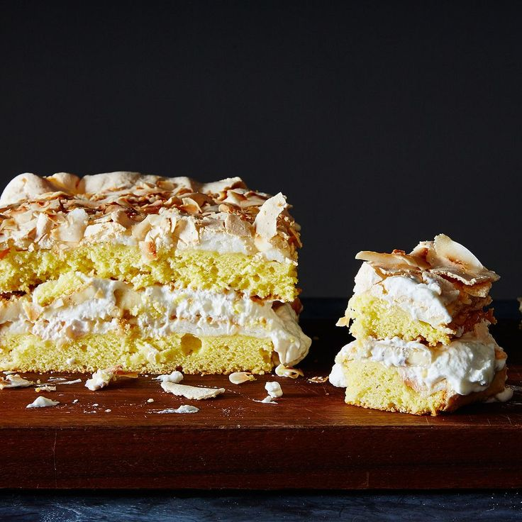 """""""World's Best Cake"""" with Banana & Coconut Recipe on Food52 recipe on Food52"""