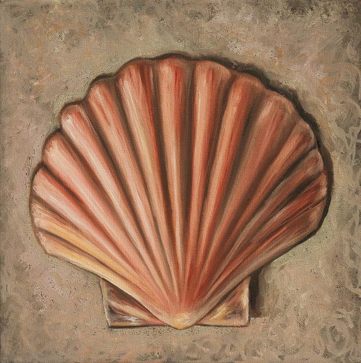 shell paintings