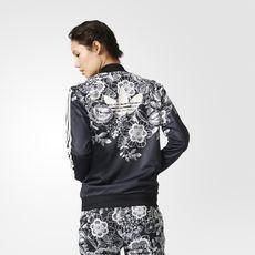 adidas - Veste de survêtement Florido Superstar