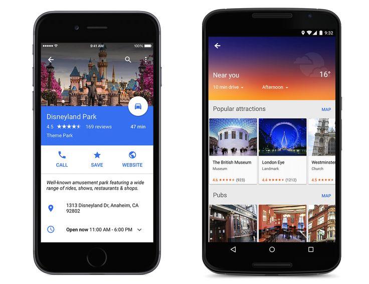 Google Lat Long: Google Maps: Your best accessory this season #googlemap #materialdesign #mobileapp