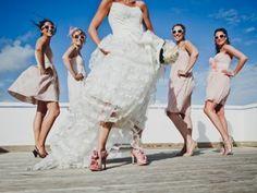 Aufgaben der Brautjungfer – Es gibt viel zu tun!