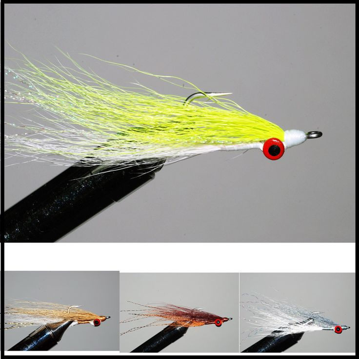 Clouser Minnow | Murray's Fly Shop – Fly Fishing Equipment, Gear, Guide Service, Schools - Murrays Fly Shop