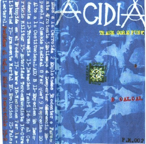Acidia - Demo (Cassette) at Discogs