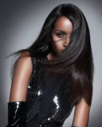 For properly #straightening #hair, the number one tip I can give is to put all of your #hair up into #sectioning #CLIPS and then remove inch-wide strands and straighten them one at a time — starting at the back and moving to the sides and then the front